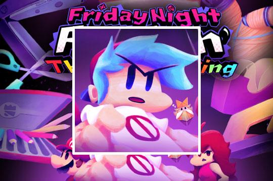 Friday Night Funkin' The Origami King