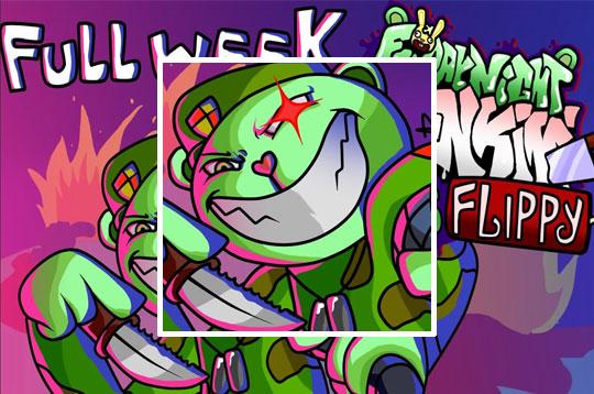 Friday Night Funkin' vs Flippy