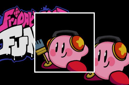 Friday Night Funkin' vs Kirby