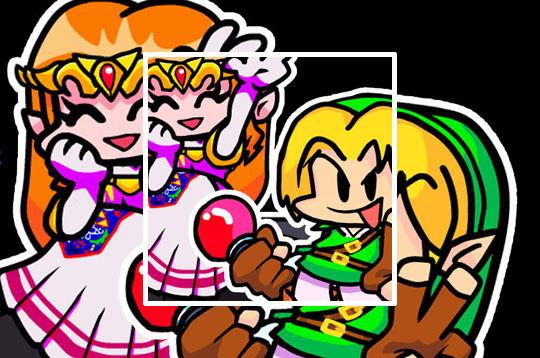 Friday Night Funkin' vs Link (Legend Of Zelda)