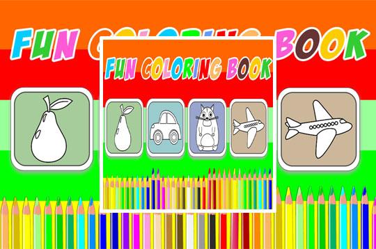 Fun Coloring Book