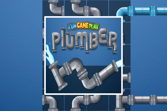 Fun Game Play: Plumber