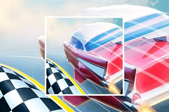 Futuristic Racing 3D