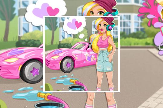 Girls Fix It: Gwen's Dream Car