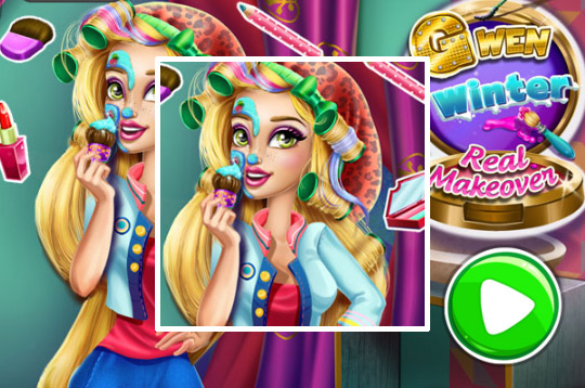 Gwen Winter Real Makeover