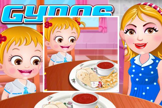 Gyros - Hazel & Mom's Recipes