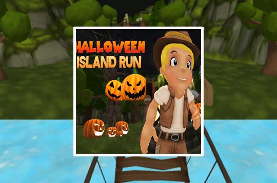 Halloween Island Running