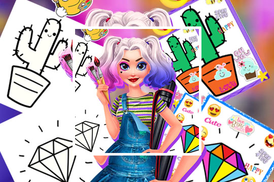 Harley Quinn - My Drawing Portfolio