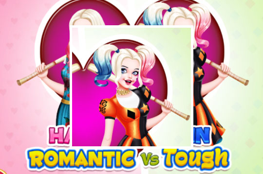 Harley Quinn Romantic Vs Tough