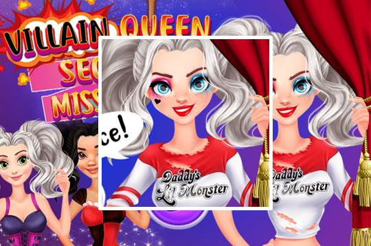 Harley Quinn Secret Mission