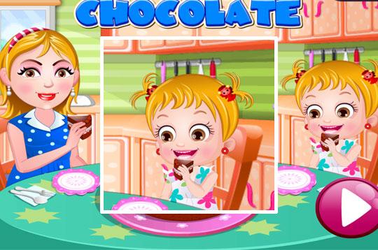 Hazel and Mom's Recipe - Chocolate Torte