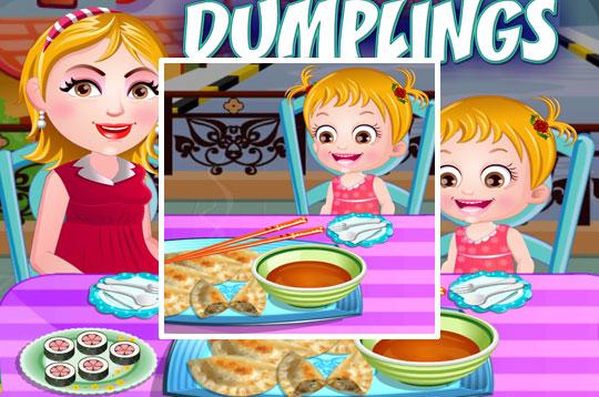 Japanese Dumpling - Hazel & Mom's Recipes