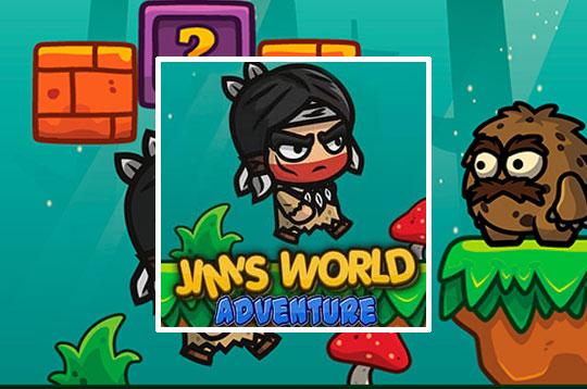 Jims World Adventure