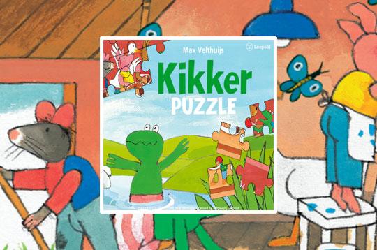 Kikker Puzzle