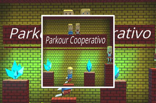 Kogama Parkour Cooperativo