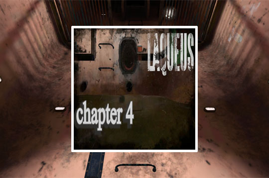 Laqueus Escape: Chapter 4