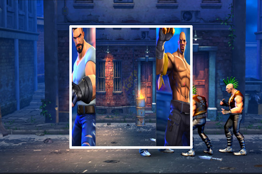 Legend Street Fighter