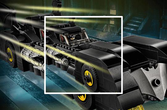LEGO Batman Gotham City Speed