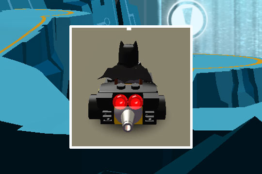 Lego: DC Mighty Micros