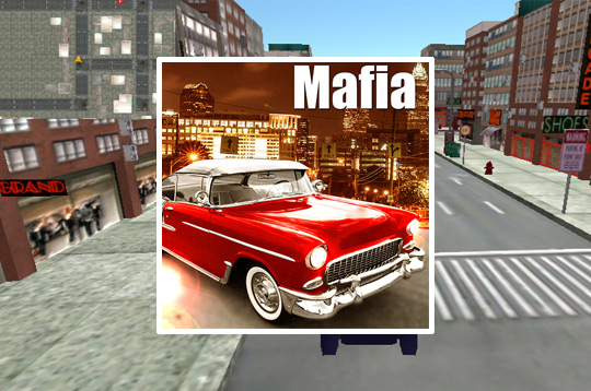 Mafia Driver Vice City Crime