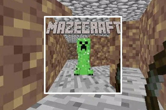 Mazecraft