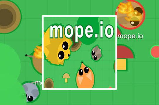 Mope .io