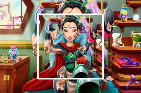 Mulan Hospital Recovery