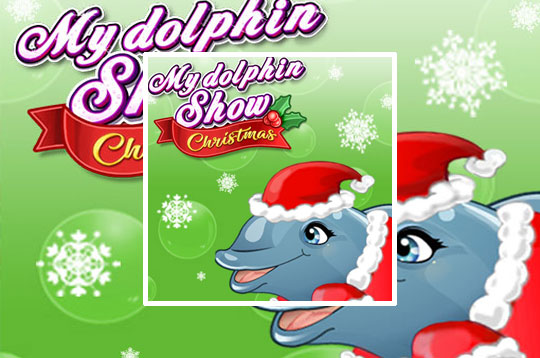 My Dolphin Show Christimas Edition