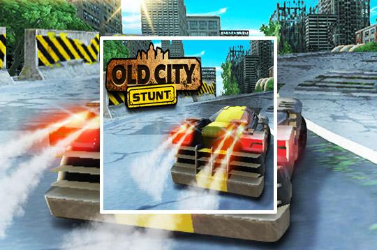 Old City Stunt