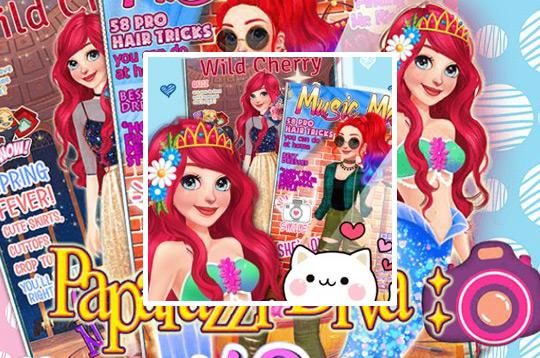 Paparazzi Diva Mermaid Princess