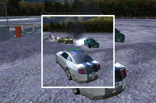 Parking Car Crash