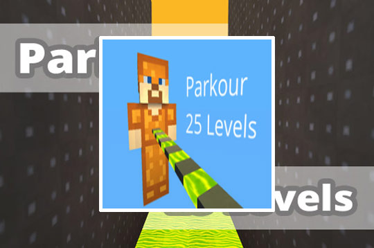 Parkour 25 Levels