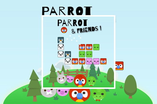 Parrot And Friends
