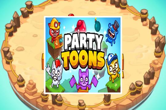 PartyToons .io