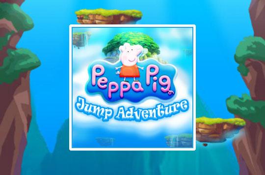 Peppa Pig Jump Adventure