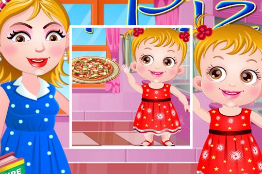 Pizza - Hazel & Mom's Recipes