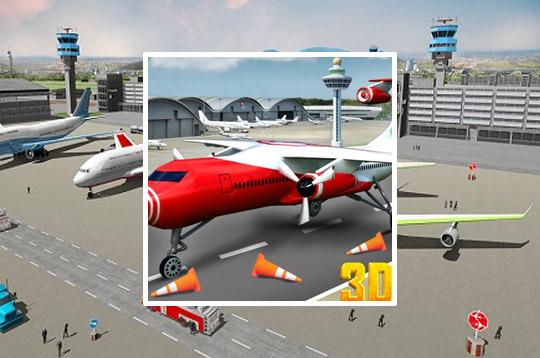 Plane Parking 3D 2019