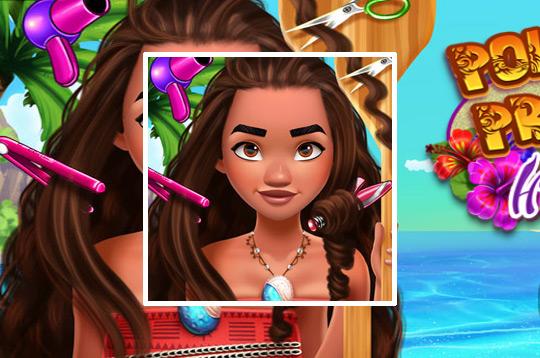Polynesian Princess: Real Haircuts