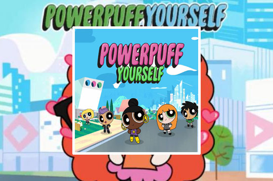 Powerpuff Yourself