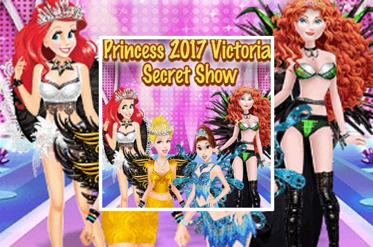Princess 2017 Victoria Secret Show