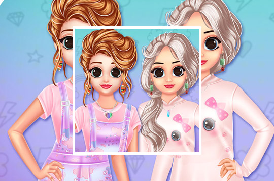 Princess Pastel Fashion