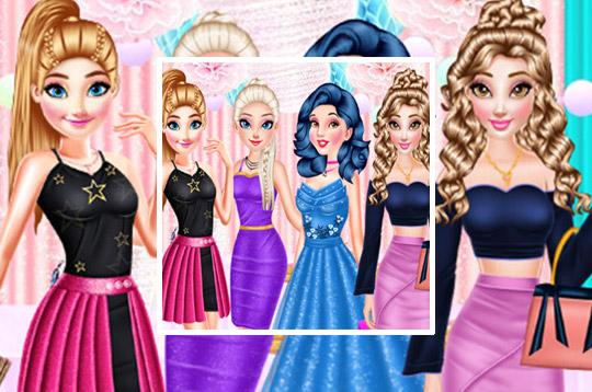 Princess Saturday Night Party