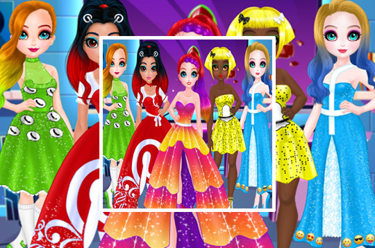 Princess Trendy Social Networks