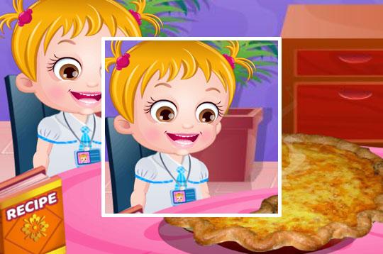 Quiche Lorraine - Hazel & Mom's Recipes