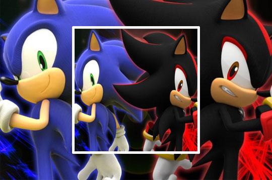 Quiz Sonic: Você é mais o Sonic ou o Shadow?