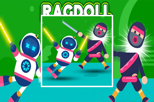 Ragdoll 2 Player