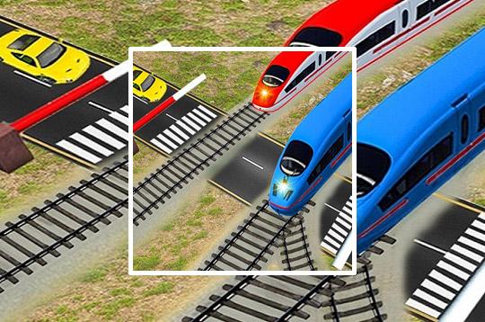 Railroad Crossing Mania
