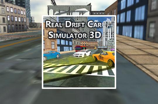Real Drift Car Simulator 3D