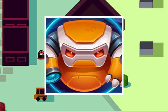 Robot Escape