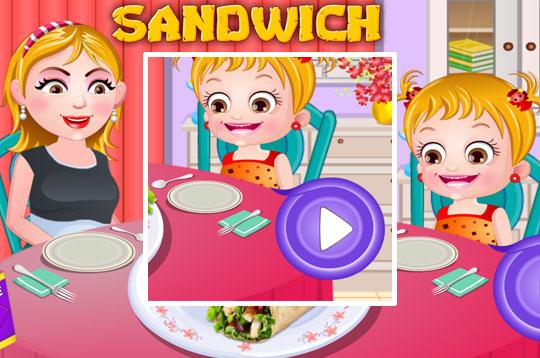 Sandwich Wraps - Hazel & Mom's Recipes